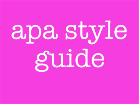 How to write and mla style bibliography